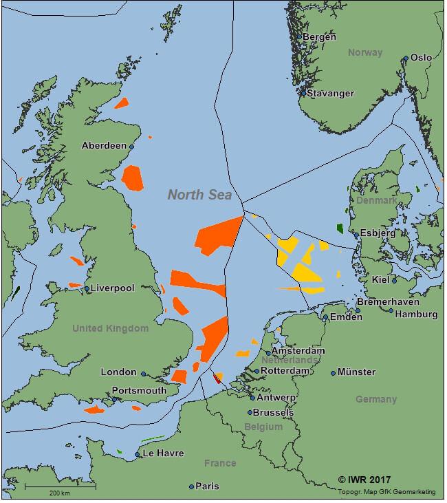 Offshore Windindustry Europe